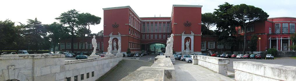 Chi siamo universit degli studi di roma foro italico for Elenco studi di architettura roma